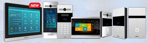 Akuvox-intersec-intercoms