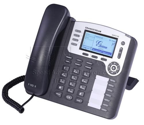 GXP2200 IP Phone - Grandstream GXP2100 IP Phone گرند استریم
