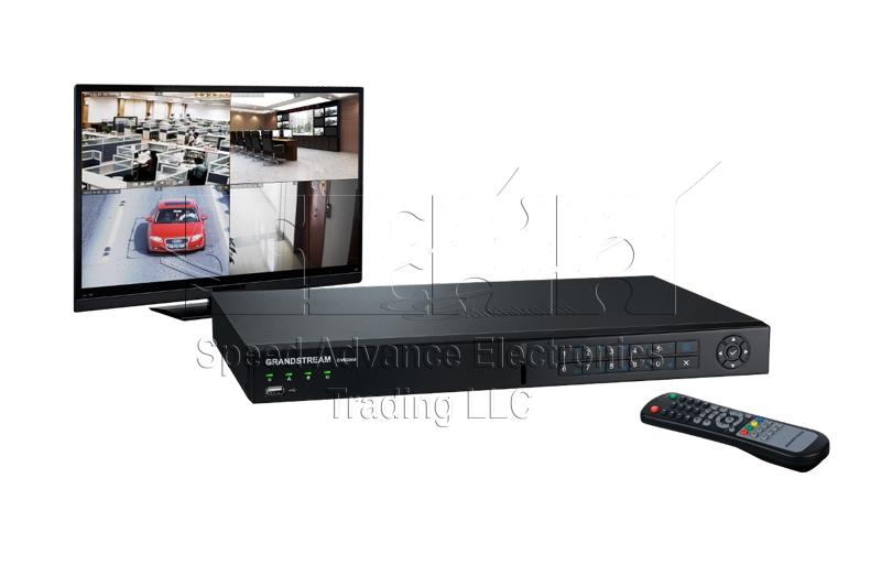 GVR3550 - NVR - Grandstream - GVR3550