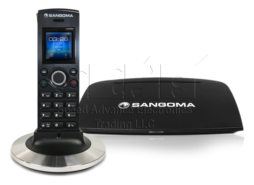 DC201 DECT Phone - DC201 DECT Phone