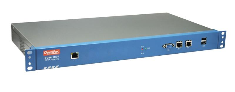 DGW1001-1001R Digital Gateway - OpenVox DGW1001-1001R Digital Gateway