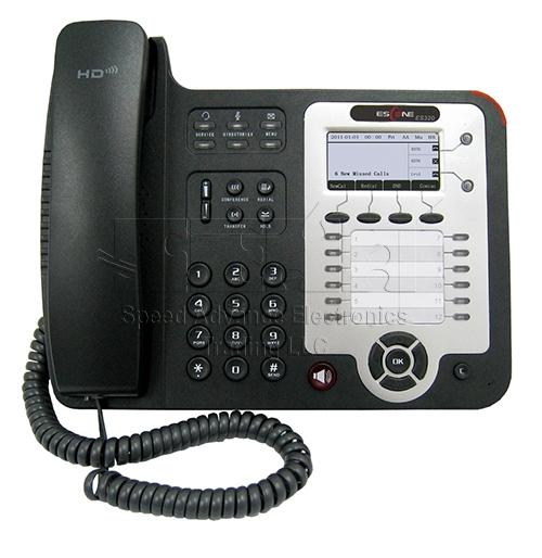 ES320-PN IP Phone - Escene ES320-PN Front view