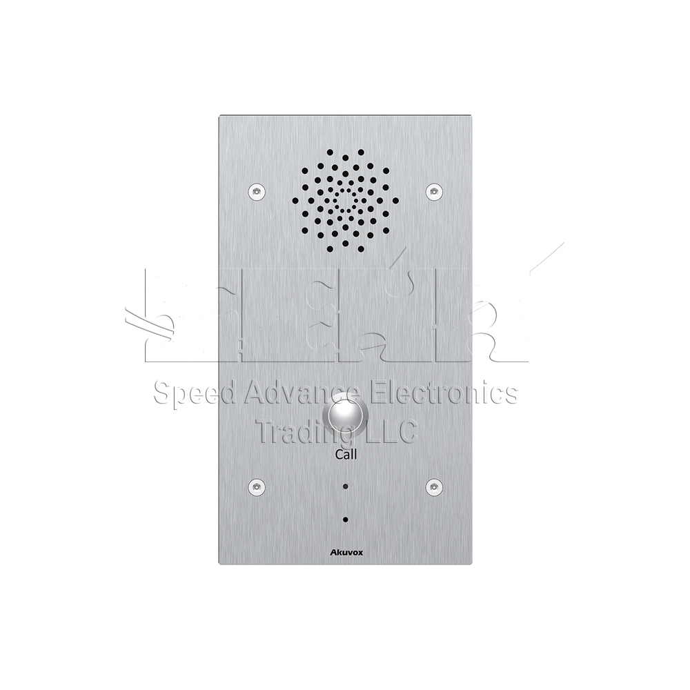 E21A IP Emergency Intercom - E21A IP Emergency Intercom