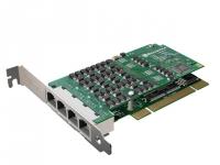 A104 Digital card - Sangoma A104/4E1 PCI card