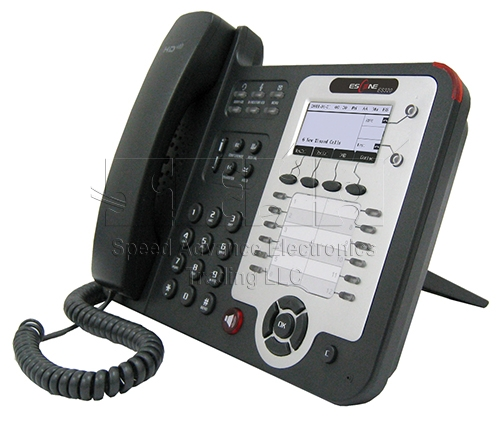 ES320-N IP Phone - Escene ES320-N Front-side view