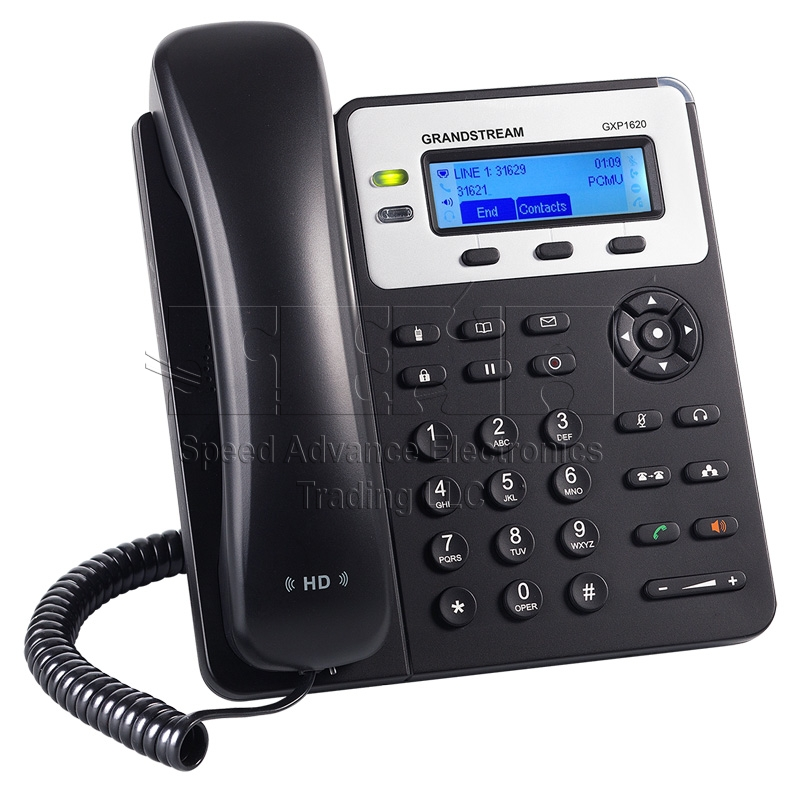 GXP1620-1625 IP Phone - Grandstream GXP1620-1625 IP Phon