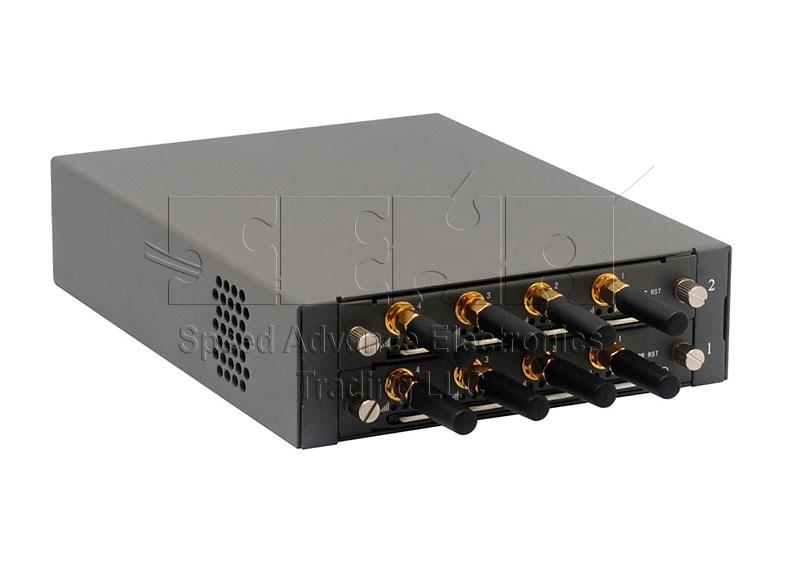 GW1200 - GW1202  - OpenVox 4 Port GSM Gateway VS-GW1200 / VS-GW1202