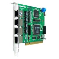 D410 Digital Card - OpenVox D410 4-E1 Digital PCI Card