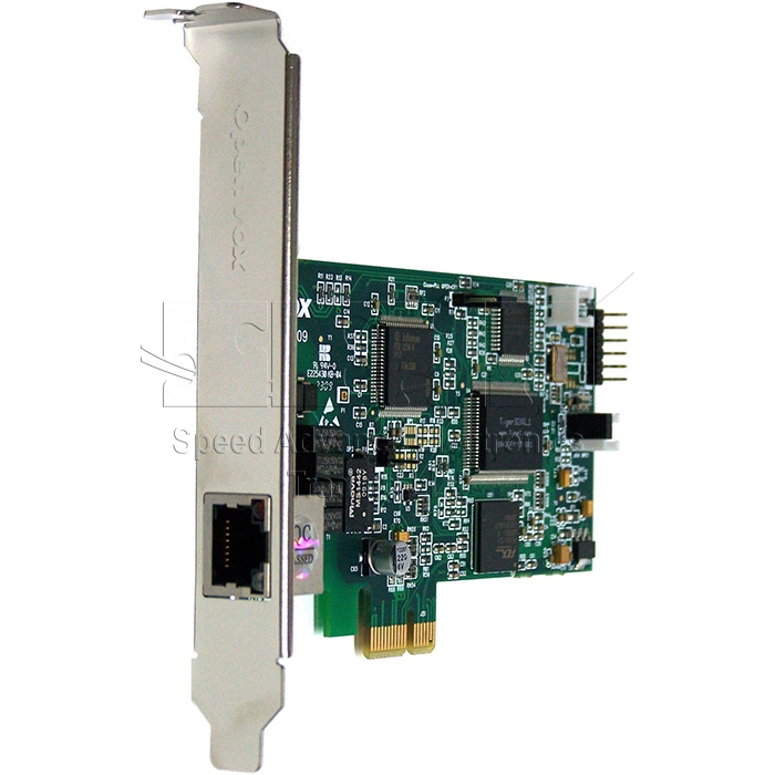 D110 Digital Card - OpenVox D110 1-E1 Digital PCI Express Card