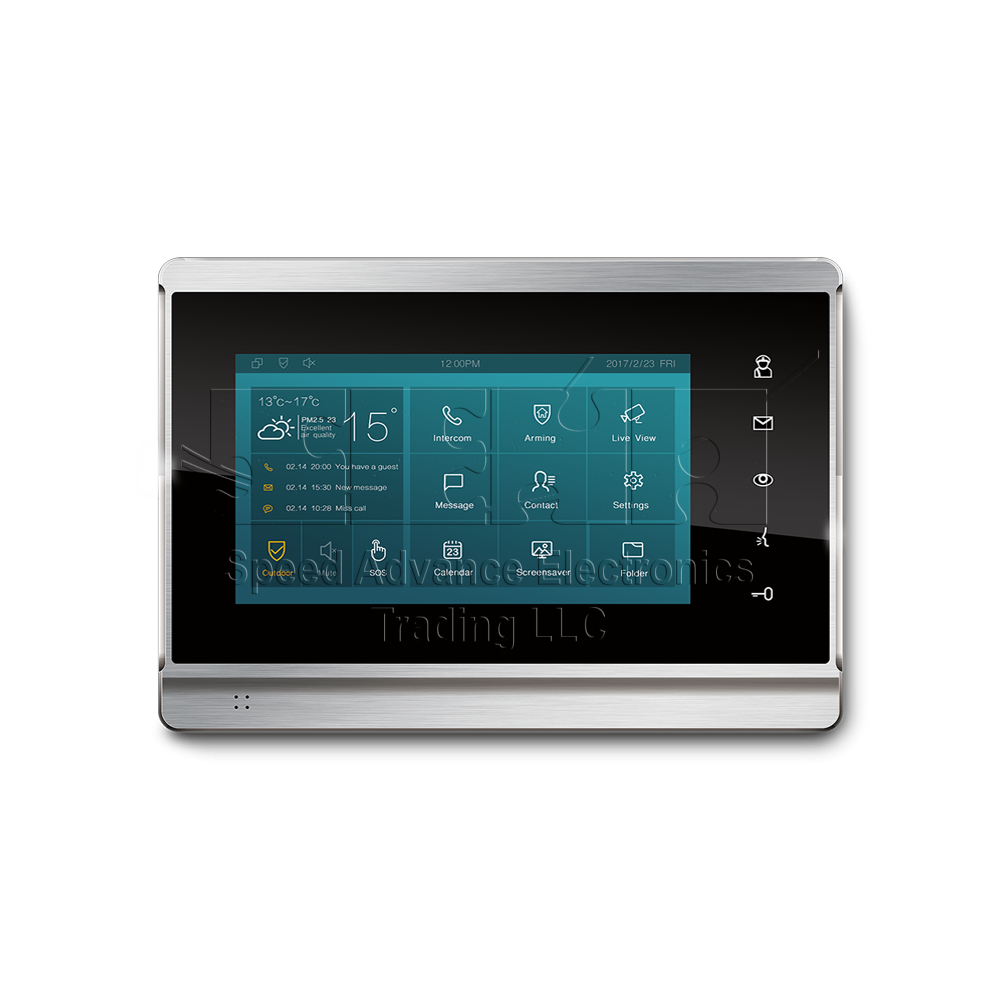 IT82 Smart Android Indoor Monitor - IT82 Smart Android Indoor Monitor