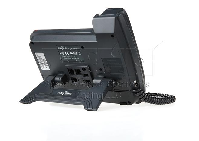 ES330-PEN IP Phone - Escene ES330-PEN Back view