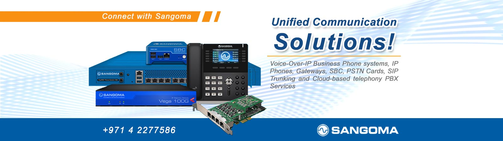 sangoma - Unified - Communication - Solutions